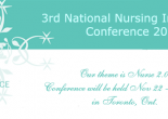 Updates on the 2009 3rd National NI Conference