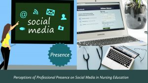 Professional Presence on Social Media
