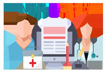 Nurses = Authors