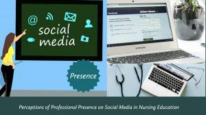 Professional Presence on Social Media